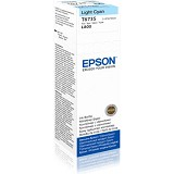 EPSON Light Cyan Ink Cartridge [T6735] - Tinta Printer Epson